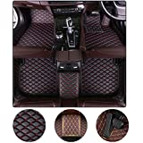 Car Floor Mats for Holden Calais 2012-2017 Full Covered Leather Carpet Right-Drive All Weather Protection Front & Rear…