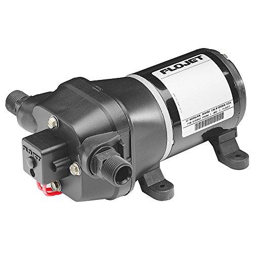 Flojet 04305500A Quad DC 12 Volt 3.3 GPM Water System Pumps ()