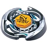Beyblades #BB83 Japanese Metal Fusion DF145BS Premium Returns Booster Pisces Battle Top