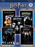 Harry Potter Instrumental Solos (Movies 1-5): Horn, Alfred Publishing, 0739049933