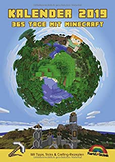 Kalender Monate Bauen Mit Minecraft Mit Spieletipps Und - Minecraft spieletipps