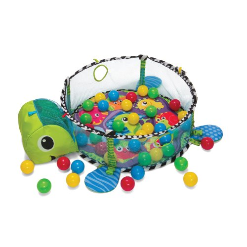 Infantino Grow-with-me Activity Gym and Ball Pit 1
