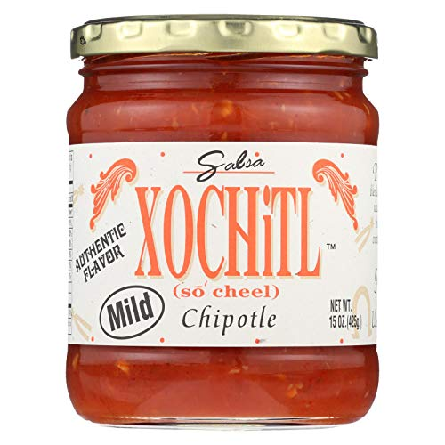 Xochitl Chipotle Mild Salsa, 15 Ounce - 6 per case.