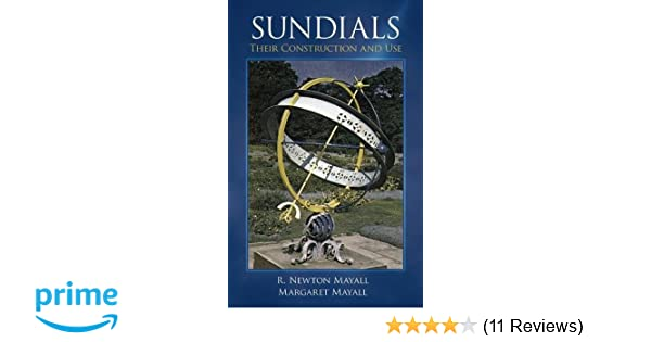 Sundials Their Construction and Use
