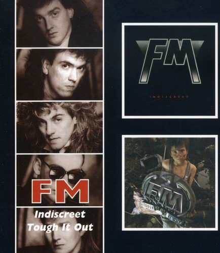 CD : FM - Indiscreet & Tough It Out (United Kingdom - Import, 2PC)