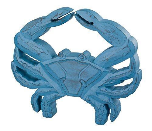 Regal Art Gift Carved Crab Decor, Large