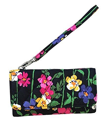 Vera Bradley Smartphone Wristlet for iPhone 6 (One size, Wildflower garden)