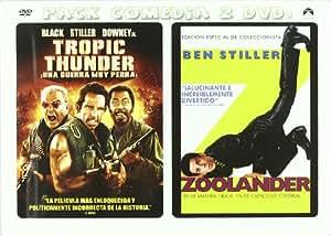 Tropic Thunder + Zoolander [DVD]