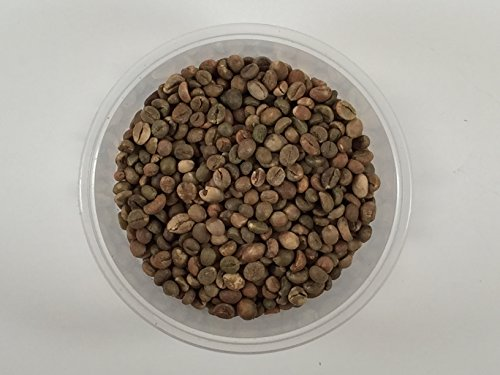 100% Robusta Unroasted Green Coffee Beans from The Philippines 2lbs Bag