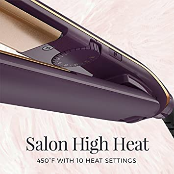 Remington Pro 1 Flat Iron with Thermaluxe Advanced Thermal Technology, Purple, S9110S