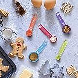 Farberware Color Measuring Spoons, Mixed