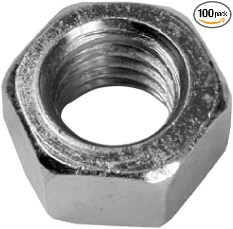 Dottie HNBR832 Hex Nut for Machine Screw No.8-32 TPI 100-Pack L.H