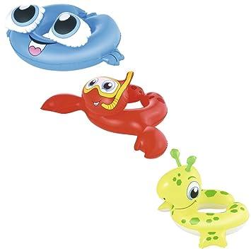 Bestway 36112 Flotador para bebé Nylon Flotadores para bebé (Flotador, Estampado, Nylon,