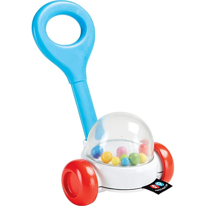 Fisher-Price Corn Popper Rattle Baby Rattles & Plush Rings at amazon