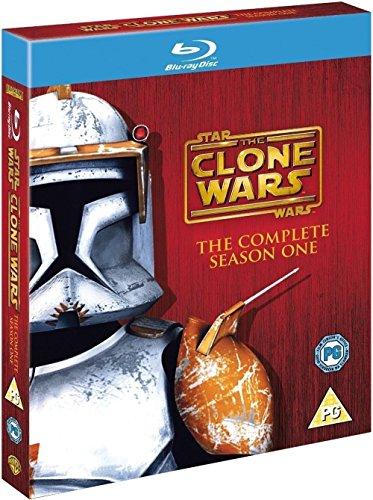 Star Wars: The Clone Wars - The Complete Season One (Star Wars The Clone Wars Darth Vader)