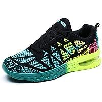 jarlif carretera de la mujer Running Zapatillas Moda Deporte Zapatillas de fitness gym Jogging Walking de aire US5.5–10