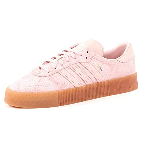5c0fbd52fe96e adidas Originals Sambarose Women: Amazon.co.uk: Shoes & Bags