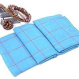 Lady scarf shawl dual use thick scarf national wind couple keep warm-A