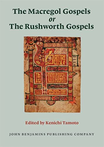 The Macregol Gospels <i>or</i> The Rushworth Gospels: Edition of the Latin text with the Old English interlinear gloss transcribed from Oxford Bodleian Library, MS Auctarium D. 2. 19