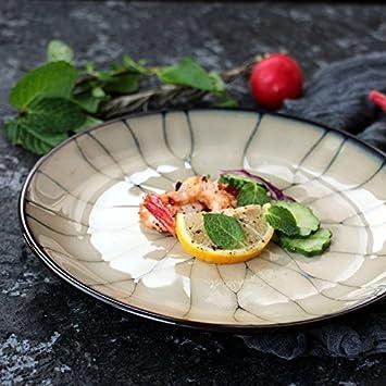 Plato de cerámica de alta calidad, para cocina y restaurante ...