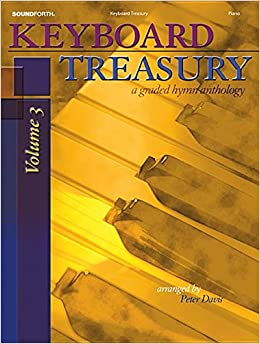 Book Keyboard Treasury, Vol. 3: A Graded Hymn Anthology Late Elementary Piano Solos