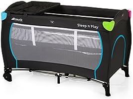 Hauck Sleep'n Play Center Reisebett 600535, schwarz