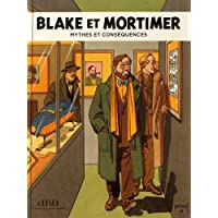 DBD-HS CARTONNE-BLAKE&MORTIMER