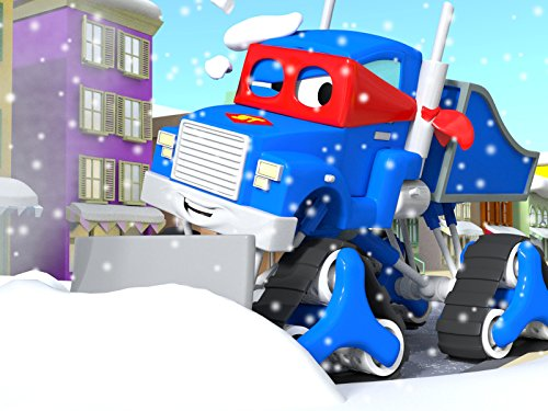 Scardy Cats - Winter special - The Snowplow /