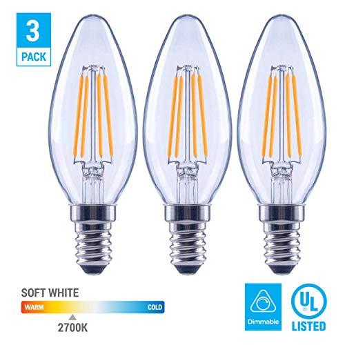 candelabra led bulb - 2