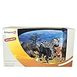 Schleich Wild Animal Babies Africa Scenery Pack Toy