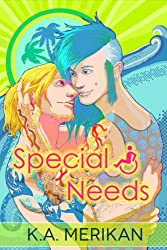 Special Needs (Special Needs #1) (m/m contemporary erotic romance) (English Edition)