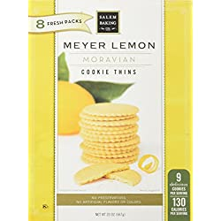Salem Baking Meyer Lemon Cookies 1, 20 Oz box