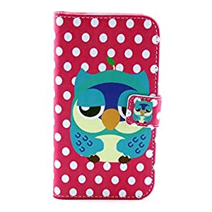 TUTUWEN Painting Art Design Wallet PU Leather Stand Flip Case Cover for Samsung Galaxy S4 SIV i9500