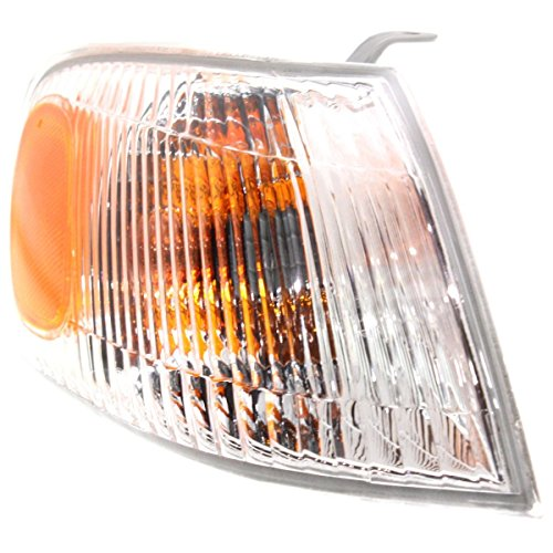 (Diften 116-A1906-X01 - New Corner Light Parking Side Marker Lamp Passenger Right RH Hand TO2521150)