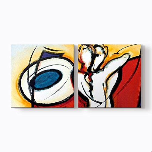 PlusCanvas - Endless Love - Alfred Gockel - 65 x 30cm (25