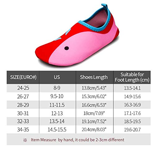 K-Community Children Outdoor Swimming Shoes Breathable Summer Beach Socks Water Shoes Boys Girls Aqua Shoes Socks Kids Quick Drying Slippers