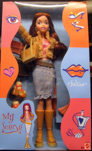 My Scene Chelsea Barbie Doll