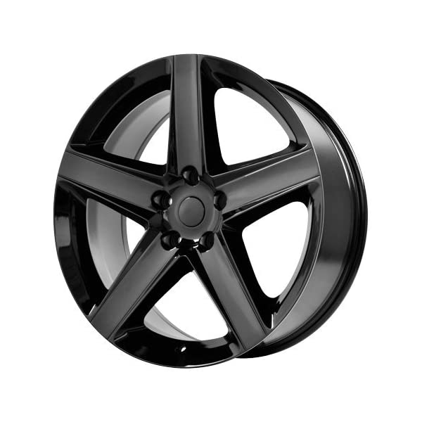 OE-Performance-129B-Black-Wheel-20x95x5-34mm-Offset