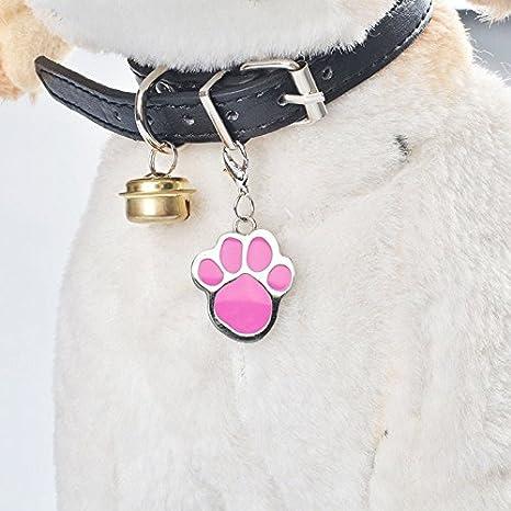 Amazon.com: Amlion - Etiquetas personalizadas para perros ...