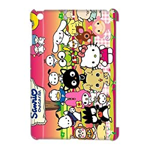 Custom Your Own Personalized Unique Sanrio people group photo Ipad Mini Durable Case Cover