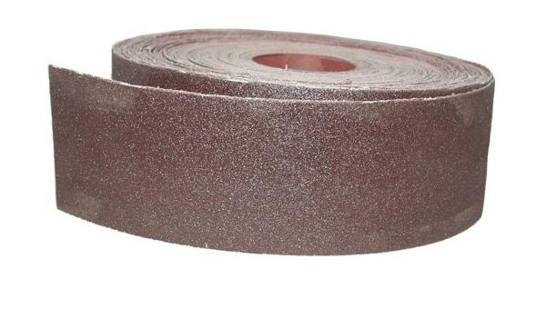 1 Unit 1 x 50 yd P320 Grit Handy Roll Aluminum Oxide Standard Abrasives 713097