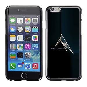 LECELL--Funda protectora / Cubierta / Piel For iPhone 6 -- Máquina Supremacía --
