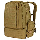 Condor Outdoor Products 3 Day Assault Pack, Coyote Brown