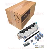 HP LaserJet 4250/4350 Maintenance Kit (110v) (Q5421A)/ 12 Month Warranty and 3 extra pickup rollers.