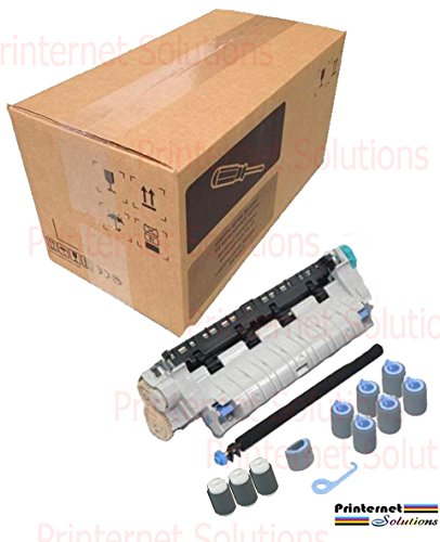 HP LaserJet 4250/4350 Maintenance Kit (110v) (Q5421A)/ 12 Month Warranty and 3 extra pickup rollers. by Printernet Solutions