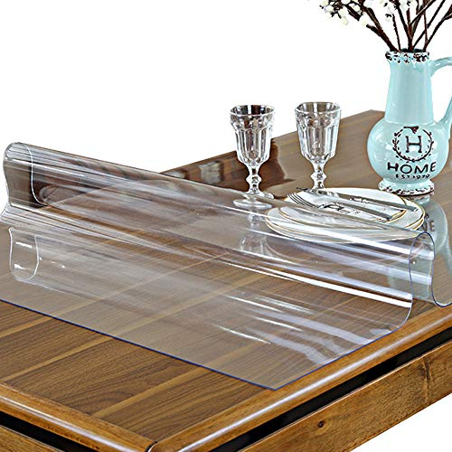OstepDecor Custom 1.5mm Thick Crystal Clear Table Top