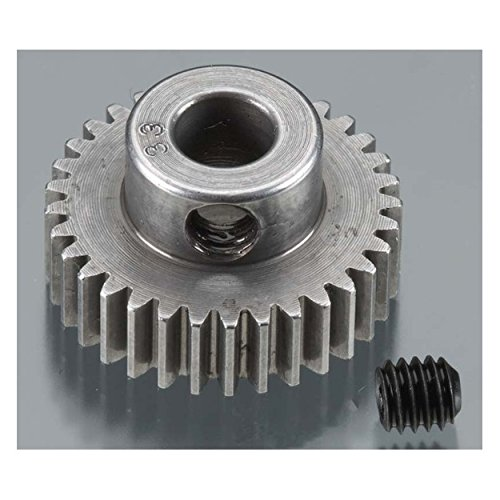 HARD 48 PITCH MACHINED 33T PINION 5MM BORE 2033