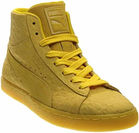 Puma Men's Mid Me Iced Suede Fashion Sneaker