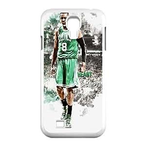 Samsung Galaxy S4 9500 Cell Phone Case White Jeff Green SLI_526818