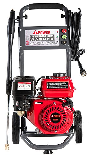 A Ipower 2 700 Psi 2 3 Gpm Ohv Engine Axial Cam Pump Gas